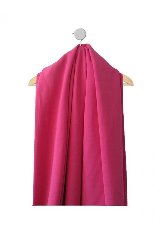 Echantillon de tissu robe Martini rose