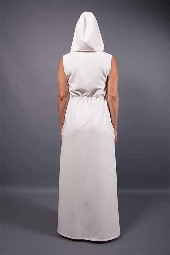 Robe Adèle - Vue de dos