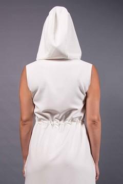 Robe Adèle - Vue de dos - Détails